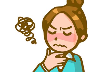 難治性咳嗽(がいそう=せき)