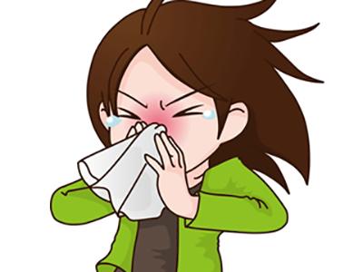 鼻炎・副鼻腔炎=はな、咽頭炎・喉頭炎=のど